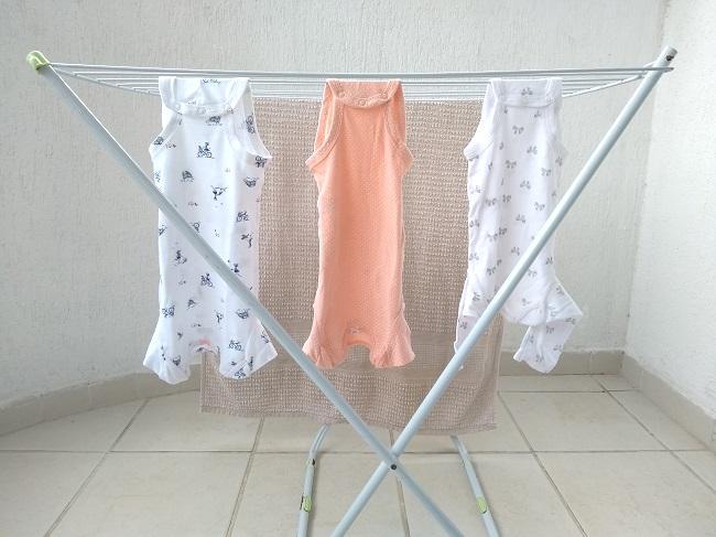 como lavar roupas de recem nascido