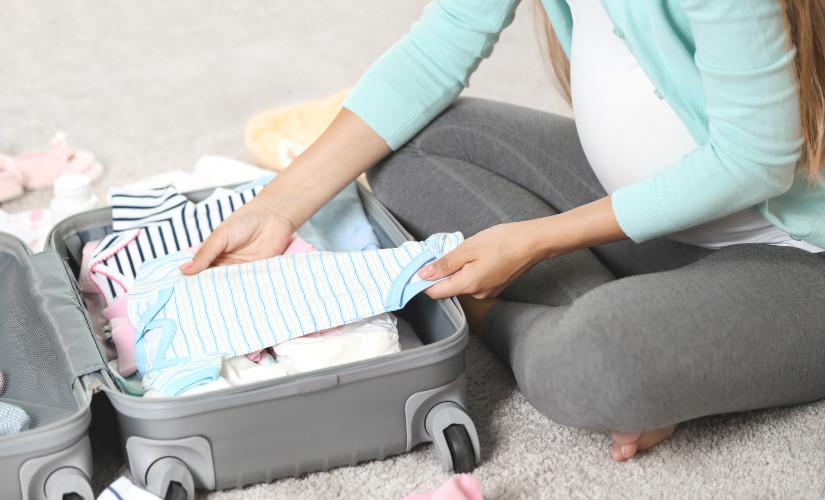 35fb738dc Mala de Maternidade: o que levar? - Sacada de mãe